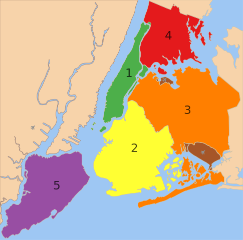 New York City Neighborhoods