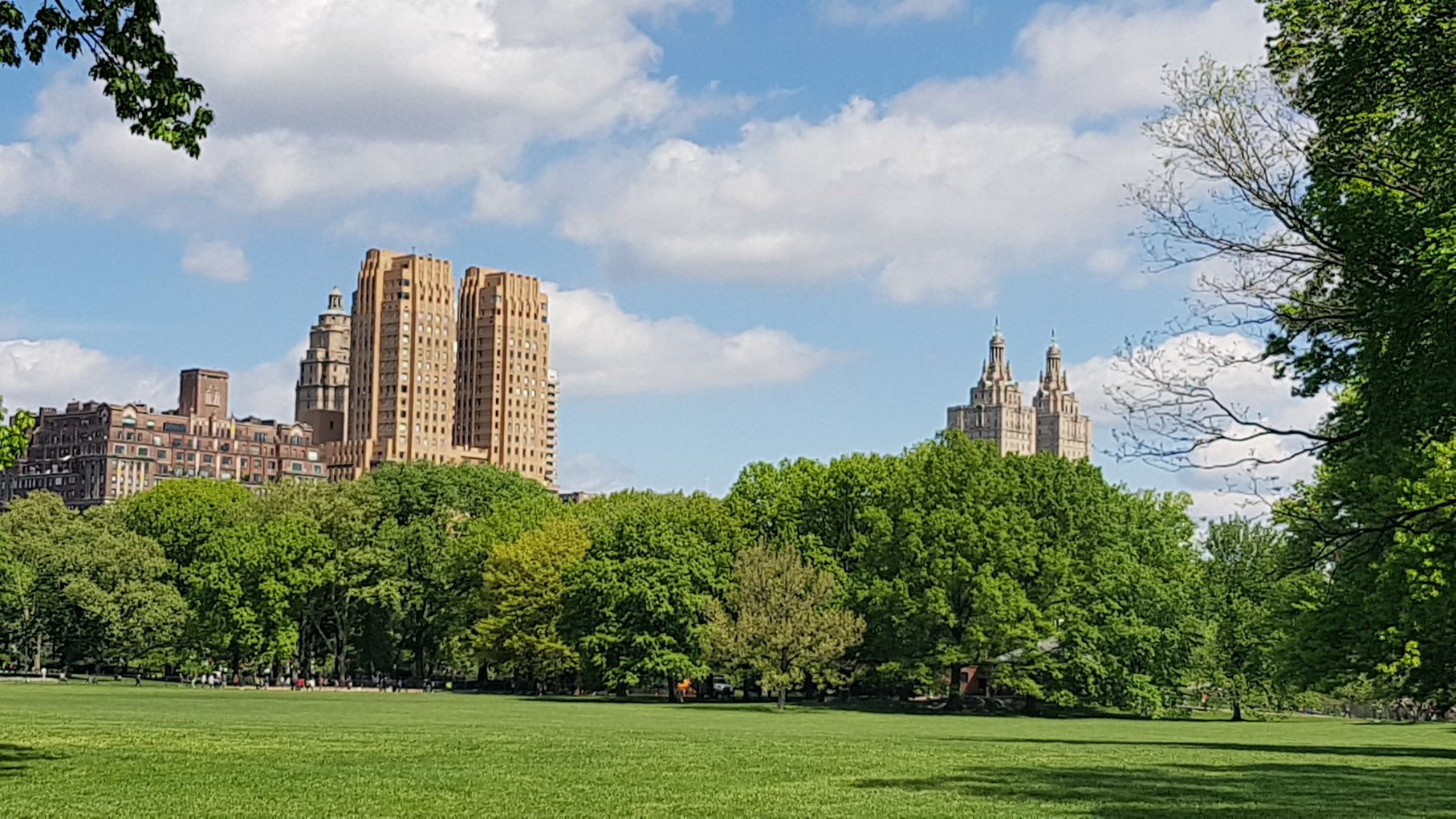 Central Park Audio Information