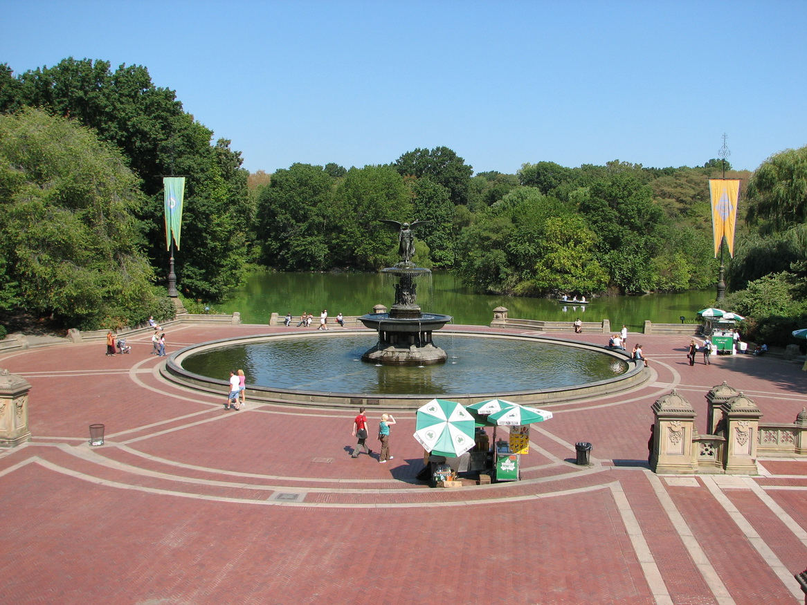 Walking Tour – Central Park