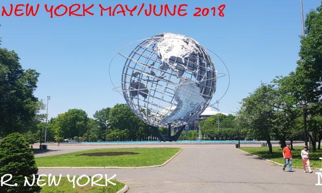 New York May 2018